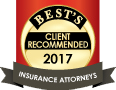 A.M. Best's Recommended Insurance Attorney